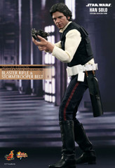 Hot Toys MMS261 Star Wars Episode IV a New Hope Han Solo 1/6 scale Collectible Figure-Special Edition