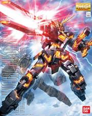Bandai 1/100 Gundam Master Grade MG RX-0 Unicorn 02 Banshee Gundam plastic model 175316