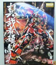 Bandai 1/100 Gundam Master Grade MG Shin Musha Gundam plastic model 153804