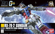 Bandai 1/144 HGUC Gundam RX-78-2 Prototype Combat 191 35th Revive Plastic Model 196716