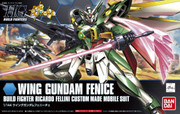 Bandai 1/144 HG Build Fighter Wing Gundam Fenice Plastic Model 191405