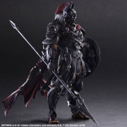 "Square Enix DC Comics Play Arts Kai Variant Figure - 11"" Batman Timeless Sparta Spartan"