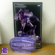 Takara Tomy Transformers Masterpiece MP-29 Laserwave/Shockwave+ Limited Coin