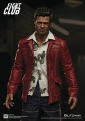BLITZWAY Fight Club BW-FC00324 Red Jacket Ver Tyler Durden 1/6 action figure