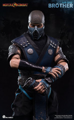 Worldbox 1/6 Mortal Kombat Sub Zero 2.0 Brother Action Figure Limited Edition