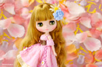 "Takara 8"" NEO CWC Middie Blythe Doll Rampion of the Valley"
