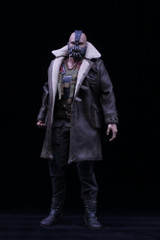 Carve Art 1/6 Scale Bane Figure Costume and Head Sculpt Set