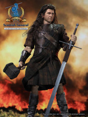 Pangaea Toy PG05 1/6 Scottish General Action Figure
