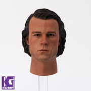 Eleven 1/6 Action Figure Head Sculpt-Heath Ledger Joker