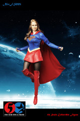 FIVE STAR FS001 SUPER GIRL 1/6 ACTION FIGURE
