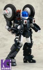 Genesis Climber MOSPEADA- CM Brave Gokin 20X Dark Mospeada Type 21- DARK BARTLEY SHINOBU