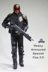Art Figure 1/6 Scale AF-022 Heavy Armoured Special Cop 2.0 Action Figure