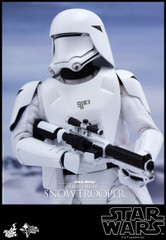 Hot Toys MMS321 Star Wars: The Force Awakens - 1/6th scale First Order Snowtrooper Collectible Figure