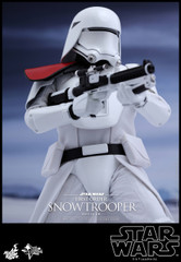 Hot Toys MMS322 Star Wars: The Force Awakens - 1/6th scale First Order Snowtrooper Officer Collectible Figure