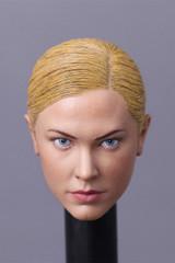 Modular Art 1/6 MA013 female head Sculpt-Kristanna Loken