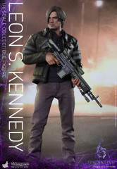 Hot Toys VGM22 Resident Evil 6 - 1/6th scale Leon S. Kennedy Collectible Figure