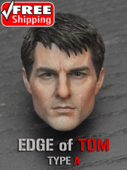 Brother Production Edge of TOM 1/6 Scale Head Sculpt