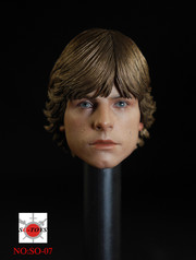 Custom 1/6 Action Figure Head Sculpt-Luke
