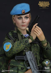 DAMTOYS 78035 1/6 RUSSIAN AIRBORNE TROOPS NATALIE ACTION FIGURE