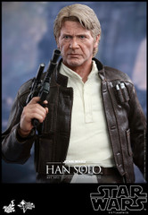 Hot Toys MMS374 Star Wars: The Force Awakens 1/6th scale Han Solo Collectible Figure