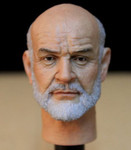 1/6 Action Figure Head Play Head Sculpt-Sean Connery