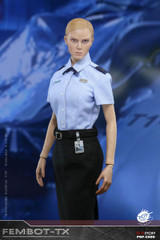 POPTOYS 1/6 EX06 T3 FEMBOT T-X Boxed Action Figure