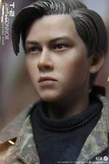 CGLTOYS MF10 Terminator 2 human resistance leader teenager Connor 1/6 Figure