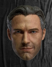 First Rate 1/6 scale action figure head sculpt -Ben Ver A