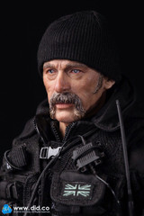 DID MA1005 British Special Air Service (SAS) B Squadon Black Ops Team - Sean 1/6 Figure