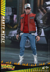 Hot Toys Back to The Future Part II - 1/6 scale Marty Mcfly ACGHK 2016 Special Edition