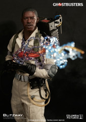 Blitzway BW-UMS10104 1/6th Scale Ghostbusters 1984 Winston Zeddemore Action Figure