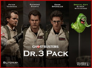 Blitzway BW-UMS10105 1/6th Scale Ghostbusters 1984 DR.3 Pack