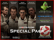 Blitzway BW-UMS10106 1/6th Scale Ghostbusters 1984 Special Pack