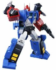 Takara Tomy Transformers Masterpiece MP-31 Delta Magnus Diaclone + limited coin