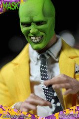STANTON & MASON x ASMUS TOYS SMA01 THE MASK 1/6 ACTION FIGURE
