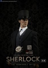 POPTOYS 1/6 EX08 British Detective in Victoria period Action Figure