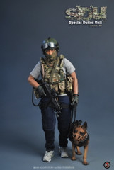 Soldier Story 1/6 scale  SPECIAL DUTIES UNIT Assaulter-K9 Action Figure
