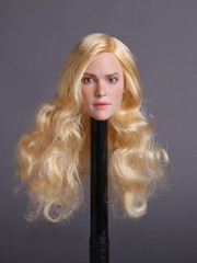Peak Toys PT002  1/6 Scale Female Blonde Head Sculpt