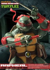 DreamEX  1/6TH Ninja Turtles Action Figure-Raphael