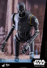 Hot Toys MMS406 Rogue One: A Star Wars Story 1/6th scale K-2SO Collectible Figure