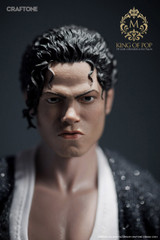 CRAFTONE CT012 1/6 Scale King of Pop MJ Action Figure Set