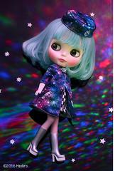 Takara CWC Shop Limited Blythe Doll: UFO A GO GO