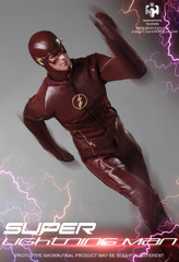 HAOYUTOYS 1/6 SUPER Lightning Man Action Figure