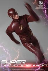HAOYUTOYS 1/6 SUPER Lightning Man Action Figure