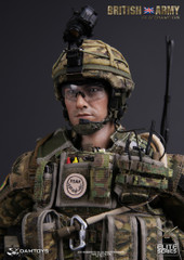 DAMTOYS 78033 1/6  BRITISH ARMY IN AFGHANISTAN ACTION FIGURE