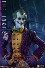 Hot Toys  VGM27 Batman: Arkham Asylum 1/6th scale The Joker Collectible Figure