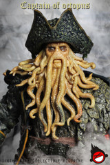XD TOYS XD001 1/6 Scale Captain of Octopus Action Figure