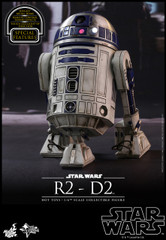 Hot Toys MMS408 Star Wars: The Force Awakens 1/6th scale R2-D2 Collectible Figure