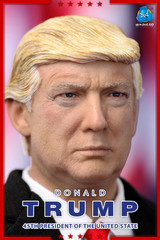 DID AP002 45th President of the United State Donald Trump 1/6 Action Figure