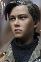 CGLTOYS MF10 Terminator 2 human resistance leader teenager Connor 1/6 Figure - PO